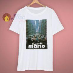Cheap Super Mario The Movie Vintage T Shirt