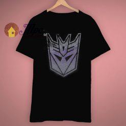 Classic Deception Logo Transformers T Shirt