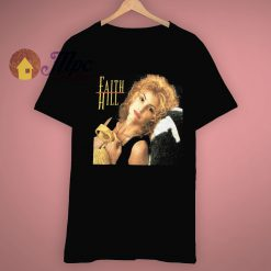 Country Music 90s Faith Hill Take Me as I Am Tour Concert 1990s T Shirt