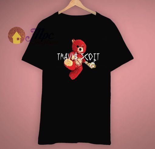 Everyday Wear Travis Scott T Shirt