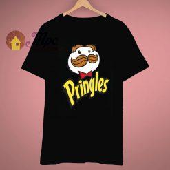 Food Inspired Snack Hypebeast Pringles Logo T Shirt