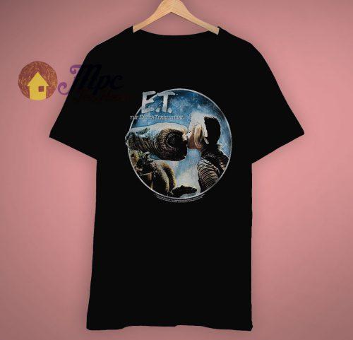 Friendly Alien Classic Steven Spielberg Movie Drew Barrymore T Shirt