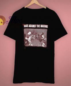 Giant Concert 1997 Rage Against The Machine Band Vintage T Shirt