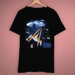 Graphics Streetwear Vintage Star Wars Episode I Movie T Shirt