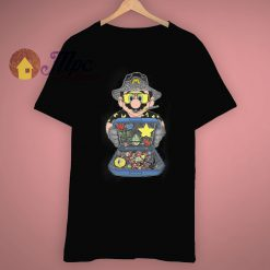 In Las Vegas Super Mario Fear And Loathing Classic T Shirt