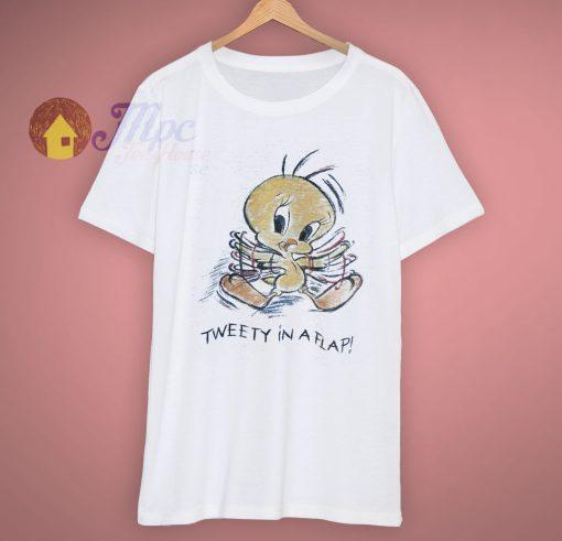 Looney Tunes Tweety 90s Vintage T Shirt
