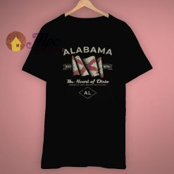 North Alabama 1819 Vintage T Shirt