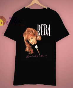 Queen Of Country Music Reba McEntrie T Shirt