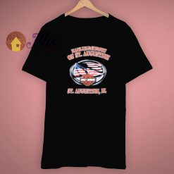 The Iconic Look Classic Harley Davidson Of ST.Augustine Cheap T Shirt