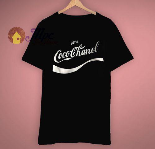 Unisex Worldwide States Paris Coco Chanel T Shirt