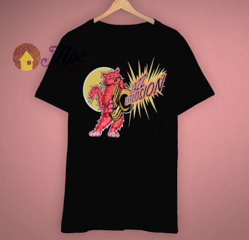 Vintage 90s Jazz Explosion Chicago 1994 Concert T Shirt