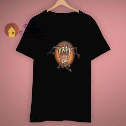 Devil Warner Bros Cartoon Tazmania T Shirt