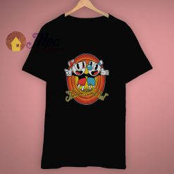Giving Away Cuphead x Looney Tunes Combo T Shirt