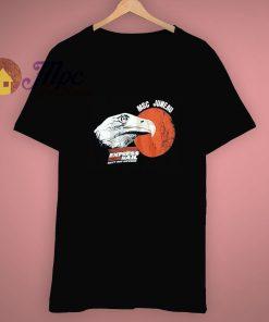 Juneau Alaska Eagle Vintage T Shirt