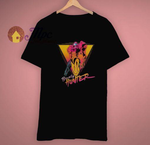 Samus Bounty Hunter T Shirt