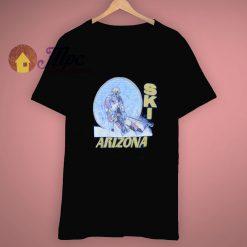 Ski Arizona Pullover Vintage T Shirt