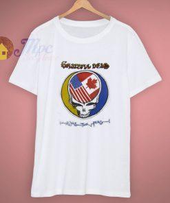 Wave That Flag Bob Vintage Grateful Dead T Shirt