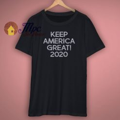 2020 Elections President T Shirt.