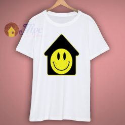 Acid House Smiley Icon T Shirt
