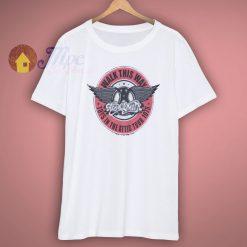 Aerosmith Walk this Way T Shirt