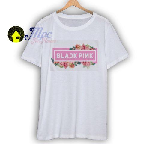 BLACKPINK Logo T Shirt
