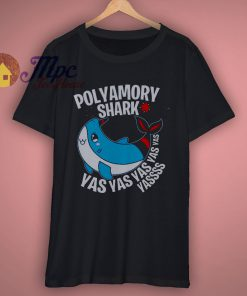 Baby Polyamory Shark T Shirt