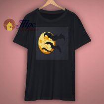 Bat Halloween T Shirt
