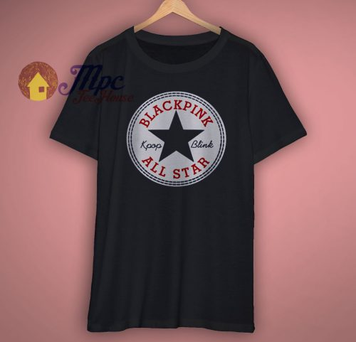 Blackpink star T shirt