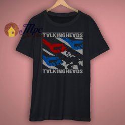 Concert Poster Prints Talking Heads Shirt