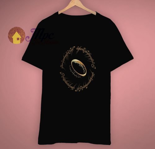 Graphic A Good The Lord Of The Rings T Shirt