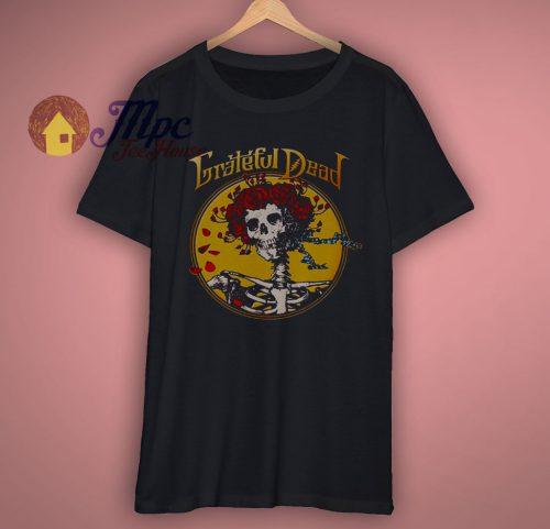 Grateful Dead Music Rock T shirt