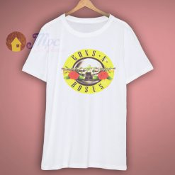 Guns N Roses band fans t shirt