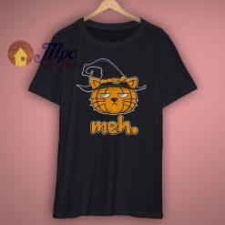 Halloween Cat Kitten Jack O Lantern Kitty Gift T Shirt