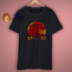 Halloween Cat birthday Gift T Shirt