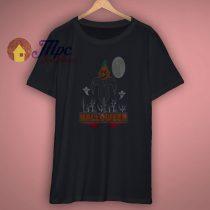 Halloween Season Greetings Scarecrow T Shirt