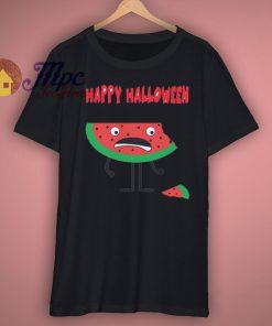 Halloween T shirt Funny Watermelon cute humor Tee T Shirt