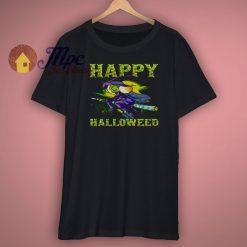 Happy Halloweed Halloween T Shirt