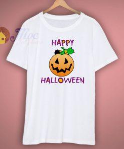 Happy Halloween Jack O Lantern T Shirt