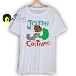 John Coltrane Jazz T Shirt