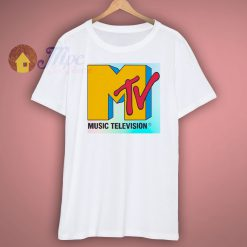 MTV logo vintage shirt