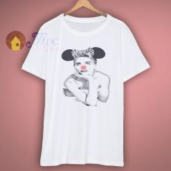 Madonna Graphic T Shirt