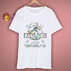 Mamasaurus T Shirt