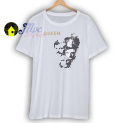 Queen band fans t shirt