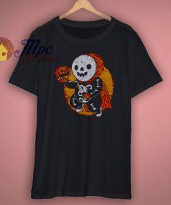 Creeper Halloween T Shirt