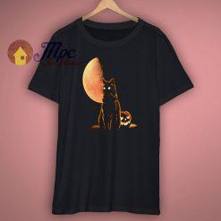 The Black Cat T Shirt