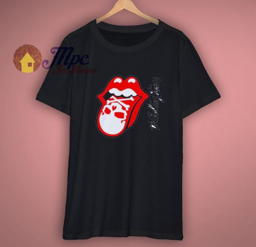 The Rolling Stones band fan t shirt