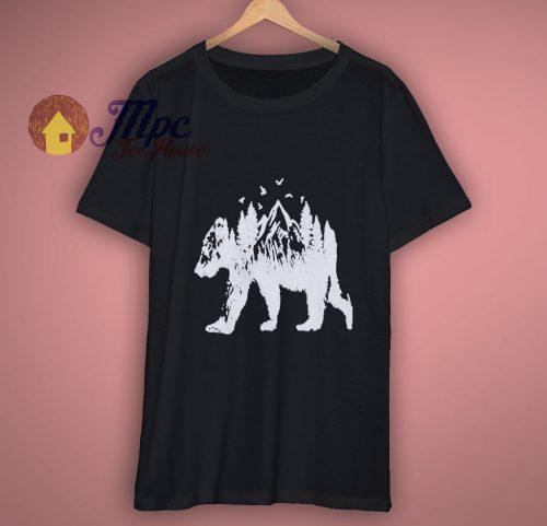 Wild Bear Woods T Shirt
