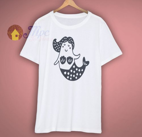 mermaid funny T Shirt