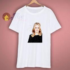 Adele Singer Autograph Signature Shirt