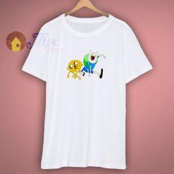 Adventure Time Finn And Jake T-Shirt